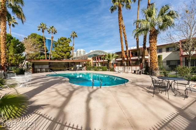 350 Desert Inn Road #102, Las Vegas, NV 89109 (MLS #2270405) :: Billy OKeefe | Berkshire Hathaway HomeServices