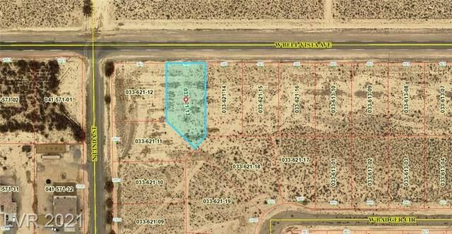 961 Bell Vista Avenue, Pahrump, NV 89060 (MLS #2270417) :: Signature Real Estate Group