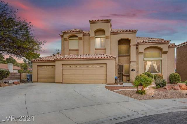 4708 Royal Sunset Court, Las Vegas, NV 89130 (MLS #2270421) :: Billy OKeefe | Berkshire Hathaway HomeServices