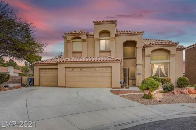 4708 Royal Sunset Court, Las Vegas, NV 89130 (MLS #2270421) :: Signature Real Estate Group
