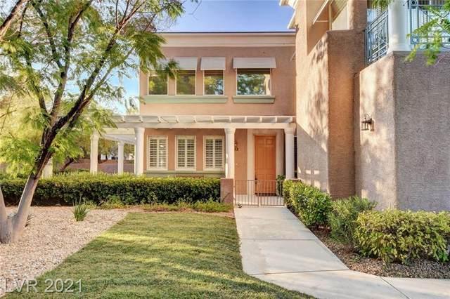 801 Dana Hills Court #102, Las Vegas, NV 89134 (MLS #2270432) :: ERA Brokers Consolidated / Sherman Group