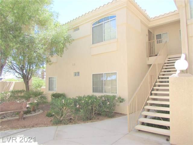 7400 Flamingo Road #1086, Las Vegas, NV 89147 (MLS #2270466) :: Jeffrey Sabel