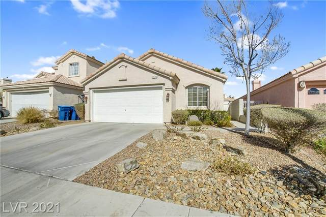 9136 Bucksprings Drive, Las Vegas, NV 89129 (MLS #2270482) :: ERA Brokers Consolidated / Sherman Group