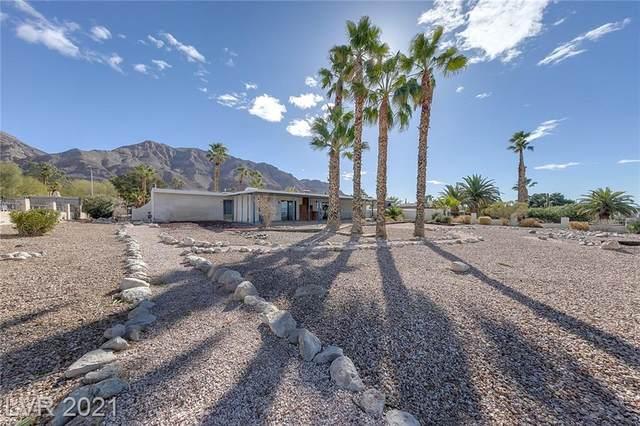 1157 Morning Sun Way, Las Vegas, NV 89110 (MLS #2270488) :: Jeffrey Sabel