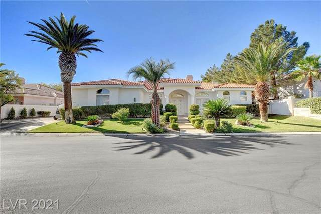 5029 Mountain Foliage Drive, Las Vegas, NV 89148 (MLS #2270516) :: Jeffrey Sabel