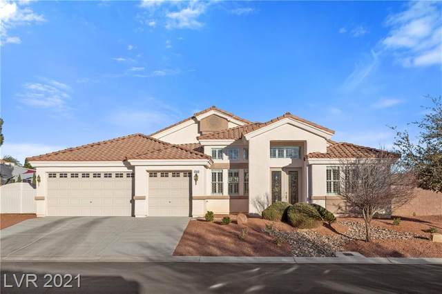 7040 Fire Opal Drive, Las Vegas, NV 89131 (MLS #2270548) :: Custom Fit Real Estate Group