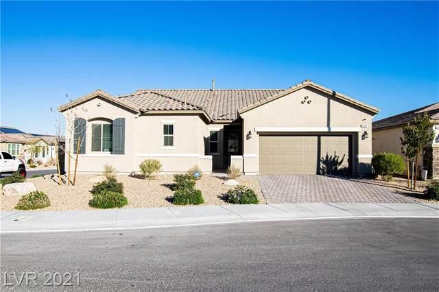 5436 Kamilla Raen Street, North Las Vegas, NV 89031 (MLS #2270577) :: Billy OKeefe   Berkshire Hathaway HomeServices