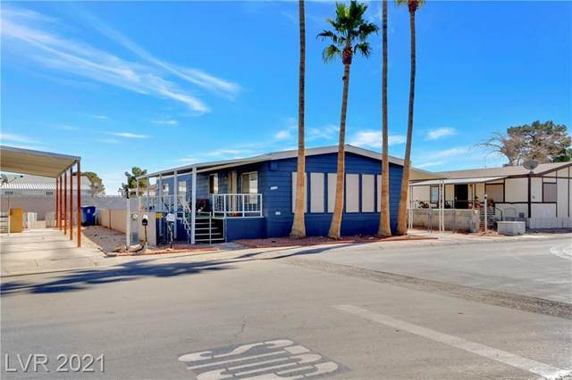3372 Death Valley Drive, Las Vegas, NV 89122 (MLS #2270598) :: ERA Brokers Consolidated / Sherman Group