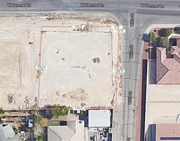 W. Hammer Lane, North Las Vegas, NV 89031 (MLS #2270613) :: Lindstrom Radcliffe Group