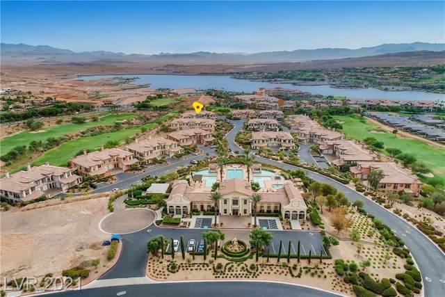 20 Via Visione #104, Henderson, NV 89011 (MLS #2270646) :: Custom Fit Real Estate Group
