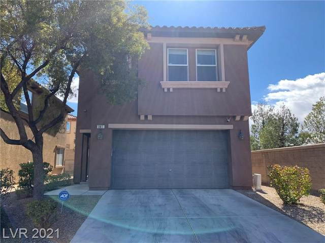 387 Ladies Tee Court, Las Vegas, NV 89148 (MLS #2270665) :: Vestuto Realty Group