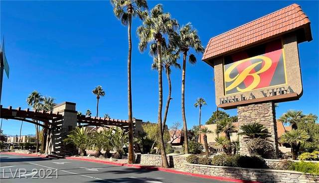 5260 River Glen Drive #266, Las Vegas, NV 89103 (MLS #2270675) :: ERA Brokers Consolidated / Sherman Group