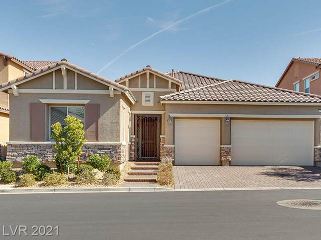 6242 Sandford Creek Street, Las Vegas, NV 89148 (MLS #2270702) :: Signature Real Estate Group