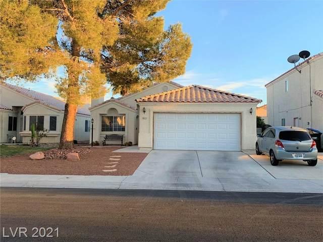 1821 Solana Del Norte Way, North Las Vegas, NV 89031 (MLS #2270724) :: Lindstrom Radcliffe Group