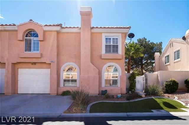 8405 Sewards Bluff Avenue, Las Vegas, NV 89129 (MLS #2270777) :: ERA Brokers Consolidated / Sherman Group