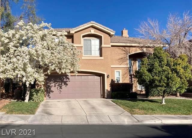 1013 Corsica Lane, Las Vegas, NV 89144 (MLS #2270793) :: Jeffrey Sabel
