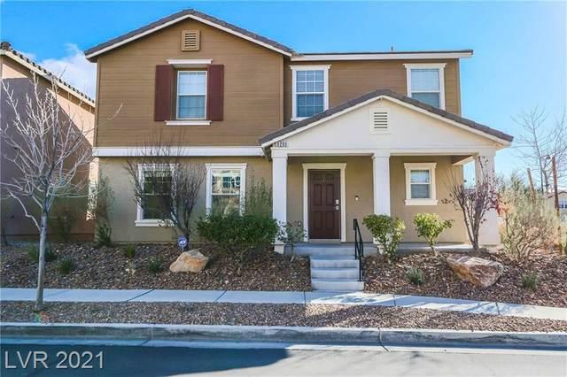 3203 Subtle Color Avenue, Henderson, NV 89044 (MLS #2270827) :: Custom Fit Real Estate Group