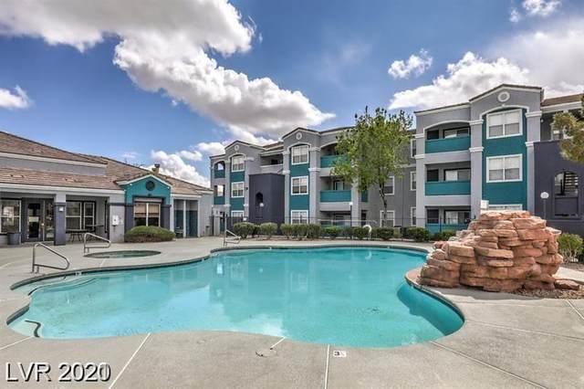 6955 Durango Drive #2106, Las Vegas, NV 89149 (MLS #2270829) :: Custom Fit Real Estate Group
