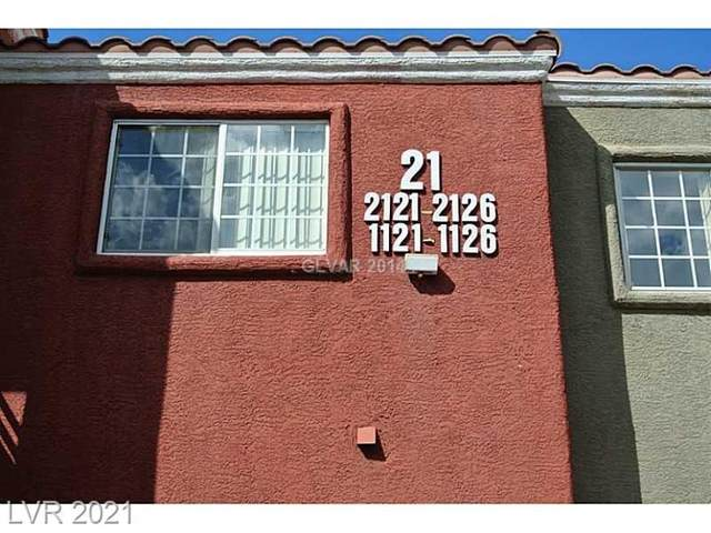 4730 Craig Road #2122, Las Vegas, NV 89115 (MLS #2270837) :: ERA Brokers Consolidated / Sherman Group