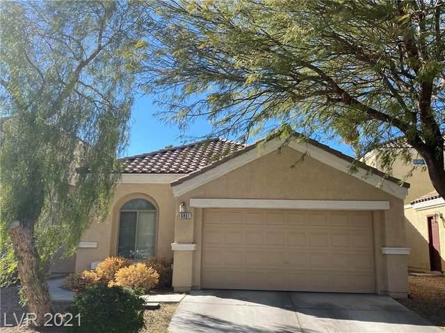 6861 Armistead Street, Las Vegas, NV 89149 (MLS #2270860) :: Signature Real Estate Group