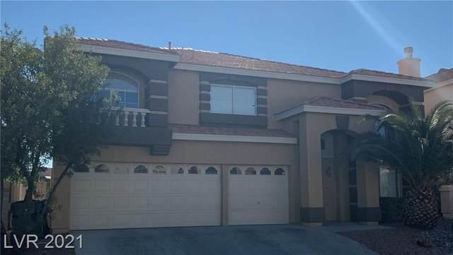 8533 Raindrop Canyon Avenue, Las Vegas, NV 89129 (MLS #2270887) :: Lindstrom Radcliffe Group