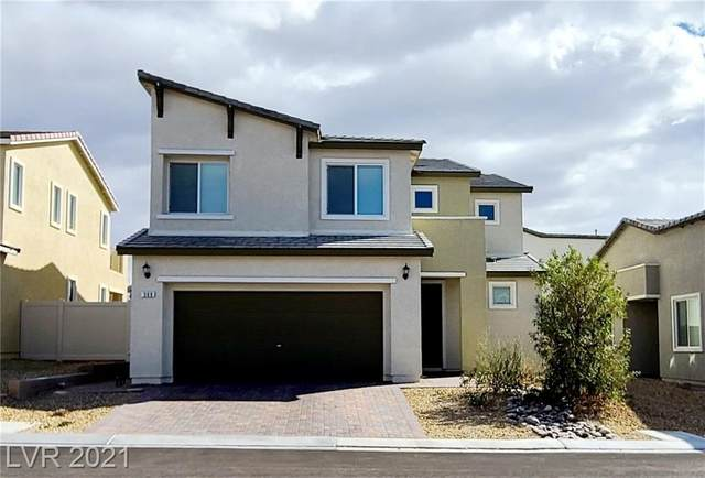 309 Baxters Bay Street, North Las Vegas, NV 89084 (MLS #2270904) :: ERA Brokers Consolidated / Sherman Group
