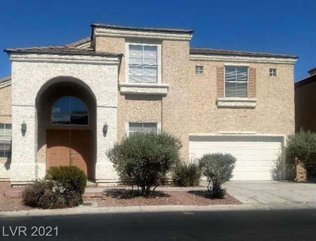3512 Lockport Street, Las Vegas, NV 89129 (MLS #2270934) :: Signature Real Estate Group