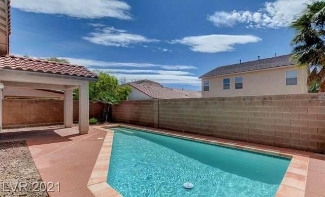 5029 Elkin Creek Avenue, Las Vegas, NV 89131 (MLS #2270961) :: Hebert Group | Realty One Group