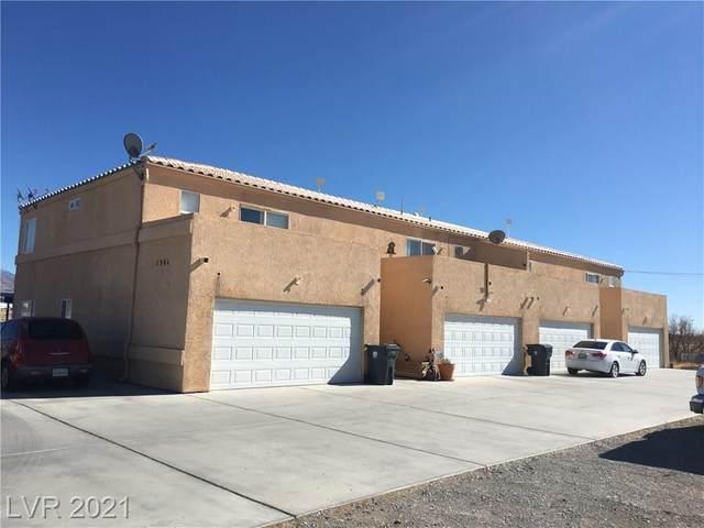 1361 E Bourbon Street, Pahrump, NV 89048 (MLS #2270964) :: Billy OKeefe | Berkshire Hathaway HomeServices