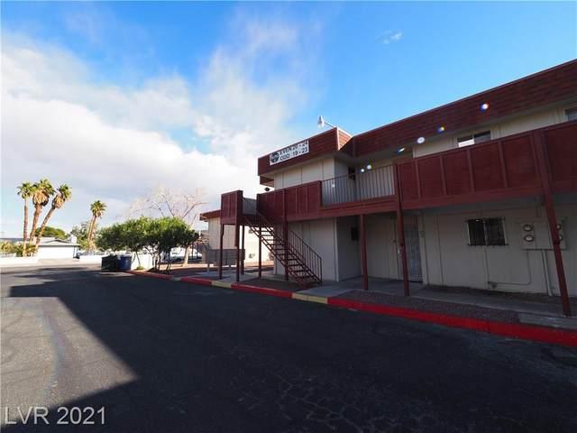 5380 Swenson Street #22, Las Vegas, NV 89119 (MLS #2270997) :: Hebert Group | Realty One Group