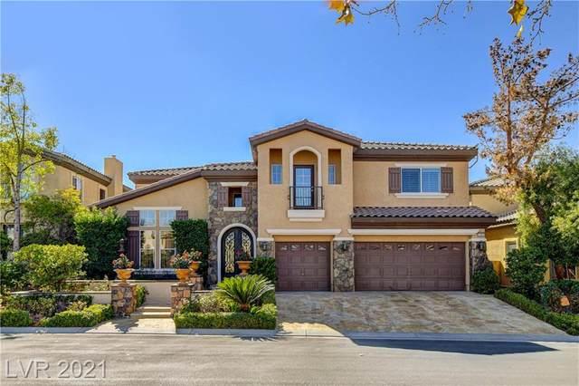 11551 Cantina Terlano Place, Las Vegas, NV 89141 (MLS #2271032) :: Jeffrey Sabel