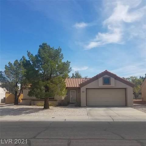 2812 Morning Ridge Drive, Las Vegas, NV 89134 (MLS #2271068) :: Jeffrey Sabel