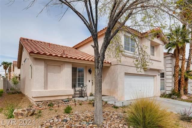 8772 Autumn Wreath Avenue, Las Vegas, NV 89129 (MLS #2271073) :: Lindstrom Radcliffe Group