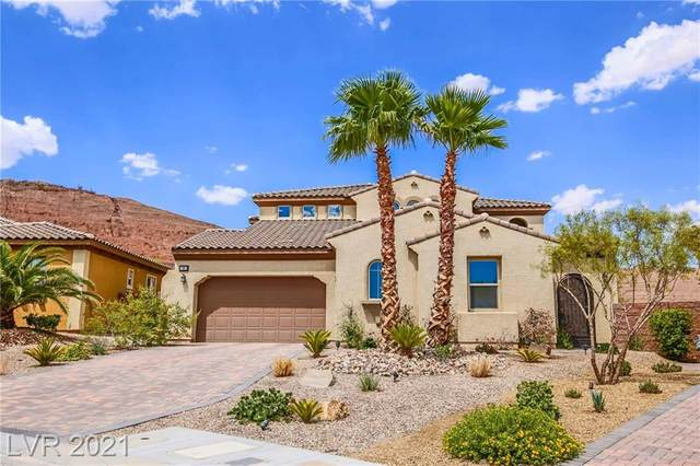 58 Portezza Drive, Henderson, NV 89011 (MLS #2271146) :: Signature Real Estate Group