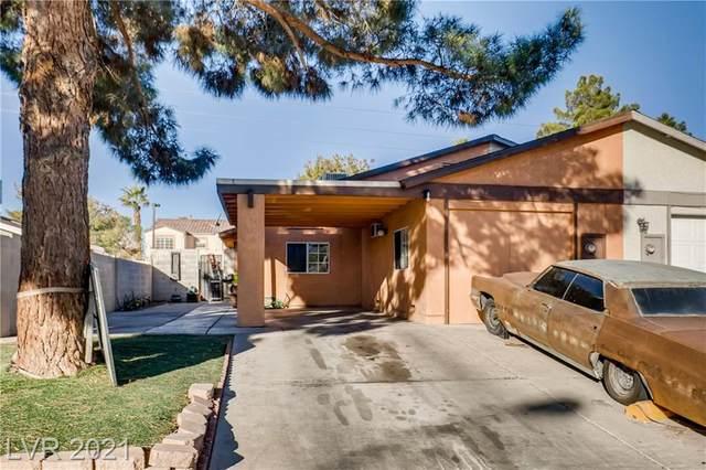 21 Colbath Street, Las Vegas, NV 89110 (MLS #2271226) :: Jeffrey Sabel