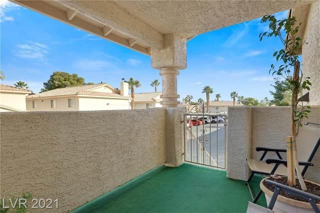 920 Falconhead Lane #202, Las Vegas, NV 89128 (MLS #2271254) :: Signature Real Estate Group
