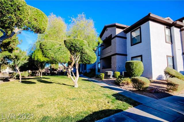 45 Maleena Mesa Street #713, Henderson, NV 89074 (MLS #2271292) :: ERA Brokers Consolidated / Sherman Group