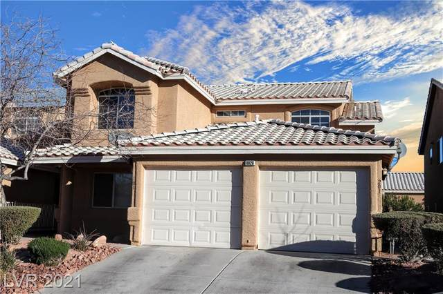 8020 Cimarron Ridge Drive #201, Las Vegas, NV 89128 (MLS #2271315) :: Lindstrom Radcliffe Group