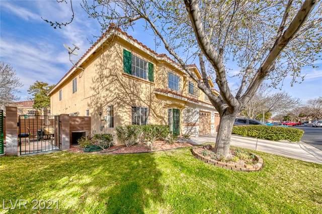 6512 Sierra Diablo Avenue, Las Vegas, NV 89130 (MLS #2271329) :: Custom Fit Real Estate Group