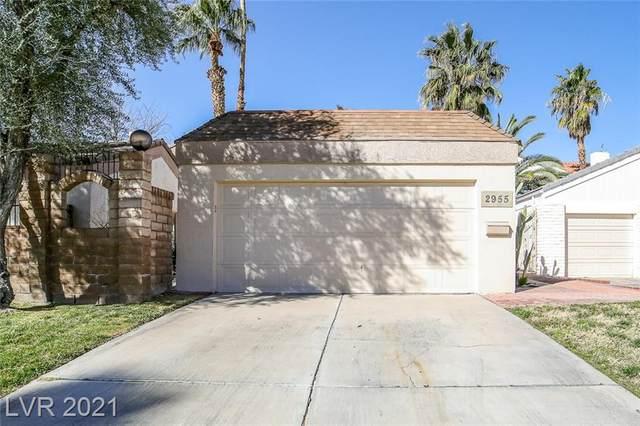 2955 Bel Air Drive, Las Vegas, NV 89109 (MLS #2271386) :: Signature Real Estate Group
