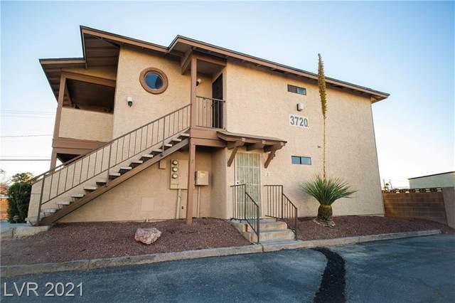 3720 Snorkel Circle #2, Las Vegas, NV 89108 (MLS #2271398) :: ERA Brokers Consolidated / Sherman Group