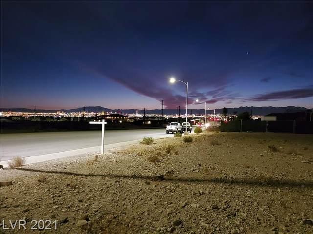 1615 Stonehill Road, Las Vegas, NV 89156 (MLS #2271409) :: Lindstrom Radcliffe Group