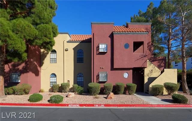 4050 Pacific Harbors Drive #244, Las Vegas, NV 89121 (MLS #2271423) :: ERA Brokers Consolidated / Sherman Group