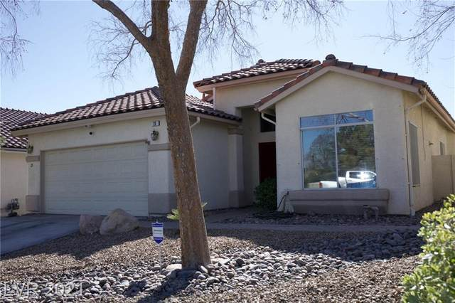 23 Pinnacle Hill Court, North Las Vegas, NV 89032 (MLS #2271468) :: Hebert Group | Realty One Group