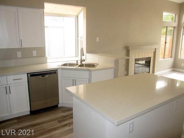 1813 Casa Verde Drive, North Las Vegas, NV 89031 (MLS #2271475) :: Jeffrey Sabel
