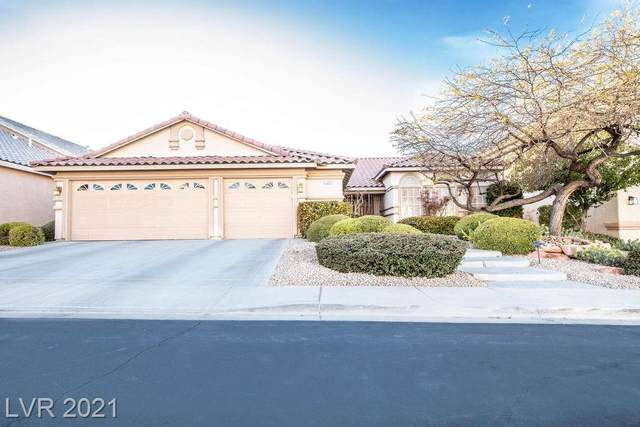 2391 Goldfire Circle, Henderson, NV 89052 (MLS #2271481) :: The Perna Group
