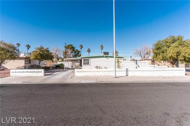 1584 La Jolla Avenue, Las Vegas, NV 89169 (MLS #2271514) :: Signature Real Estate Group