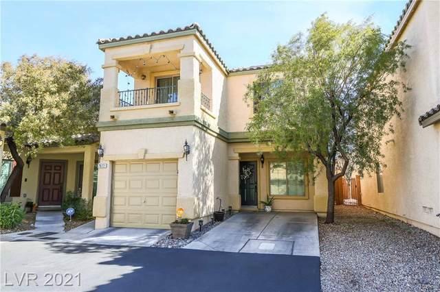 7872 Marbledoe Street, Las Vegas, NV 89149 (MLS #2271543) :: Signature Real Estate Group