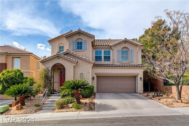 565 Playa Linda Place, Las Vegas, NV 89138 (MLS #2271565) :: Hebert Group | Realty One Group