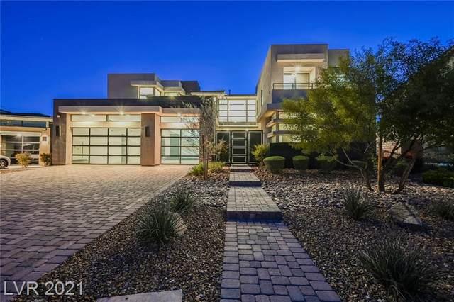 94 Glade Hollow, Las Vegas, NV 89135 (MLS #2271585) :: Jeffrey Sabel